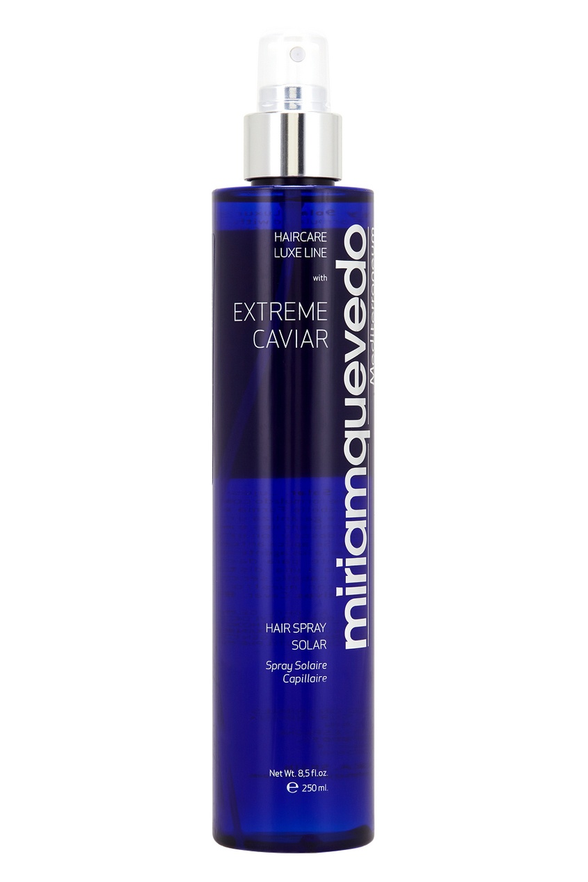Солнцезащитный спрей для волос экстрактом черной икры Extreme Caviar Hair Spray Solar, 250ml