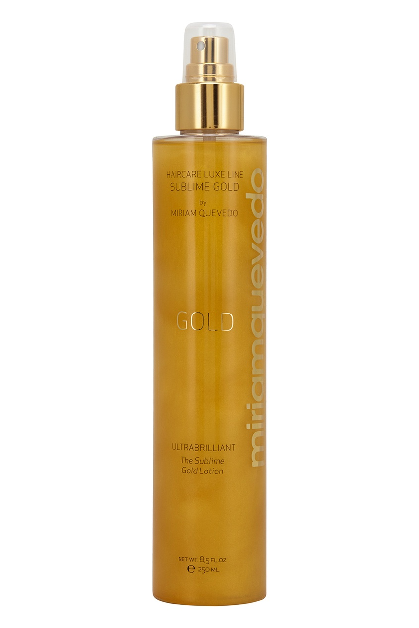 Золотой спрей для блеска волос Extreme Caviar Ultrabrilliant The Sublime Gold Lotion, 250ml