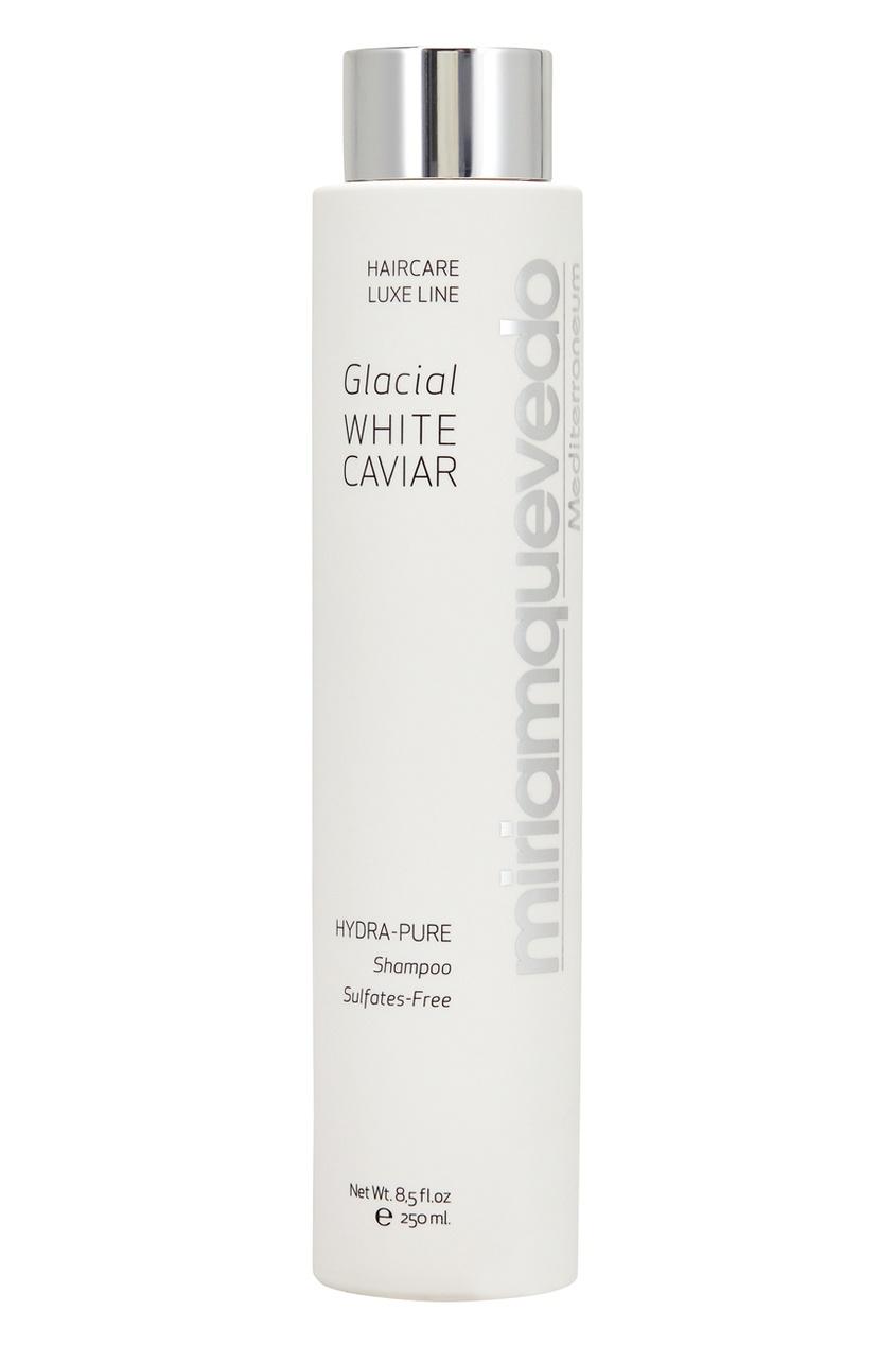Увлажняющий шампунь Glacial White Caviar Hydra Pure, 250ml