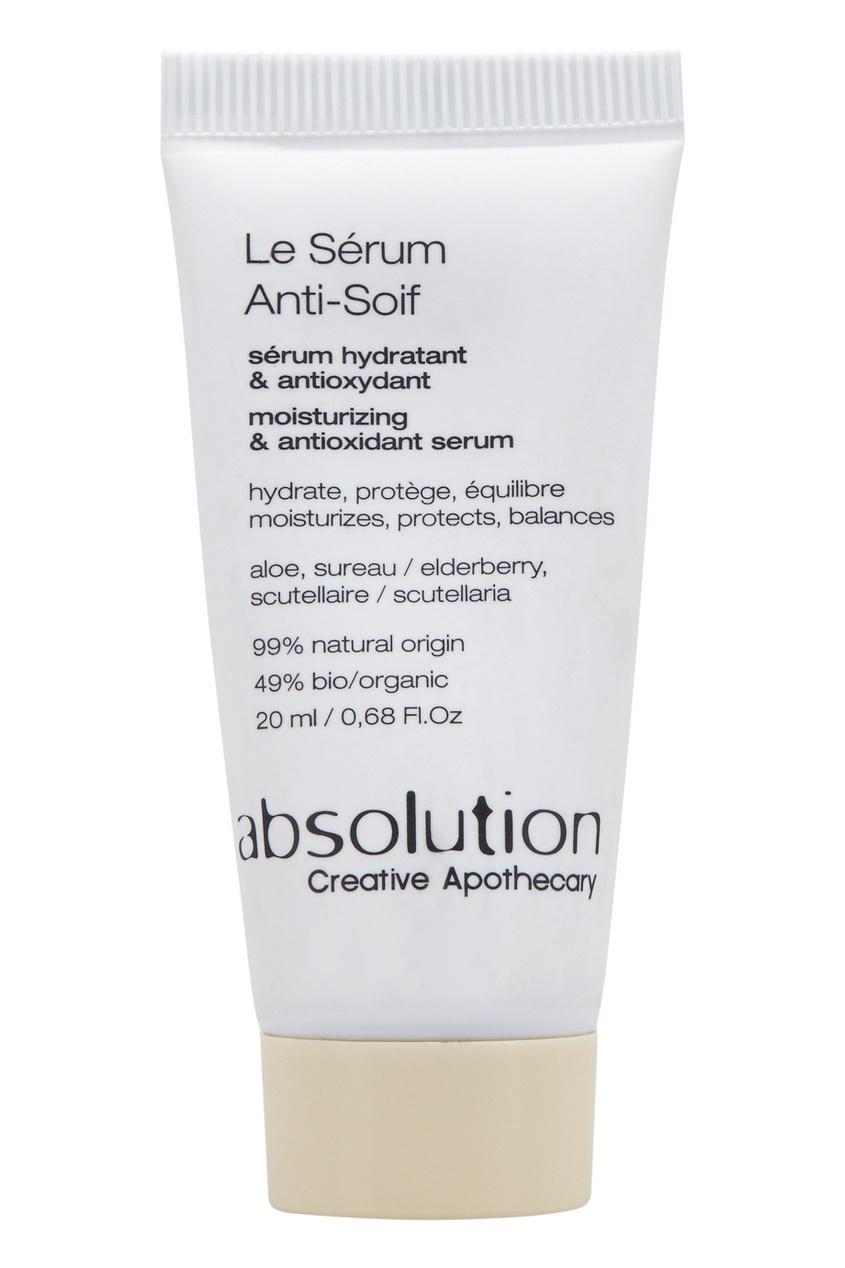 Фото - Сыворотка для лица увлажняющая антиоксидантная Le Serum Anti-Soif 20ml от Absolution цвет multicolor