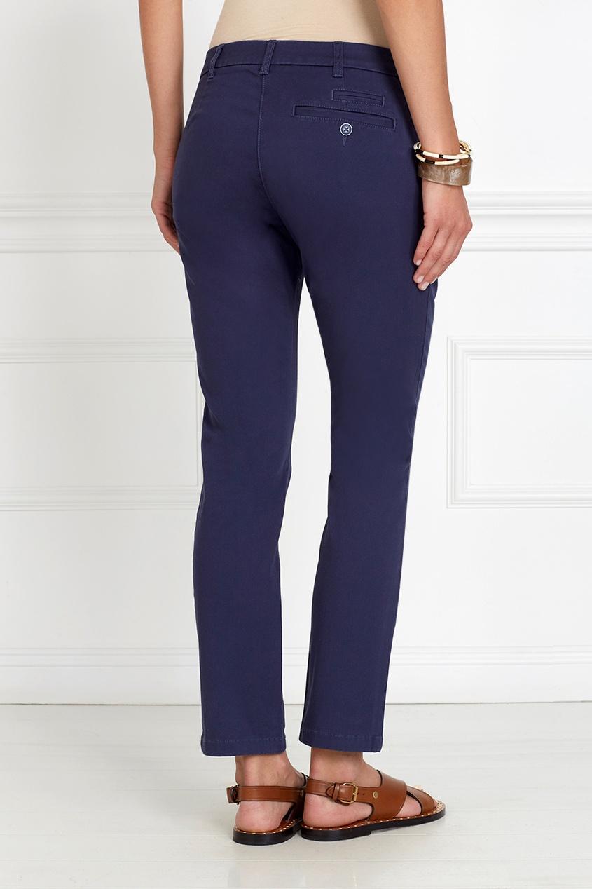 Stefanel Хлопковые брюки