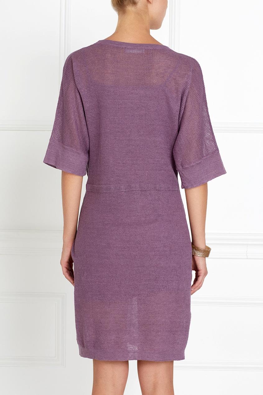 Stefanel Однотонное платье