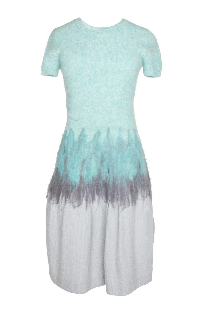 Платье с коротким рукавом (2008 г.)