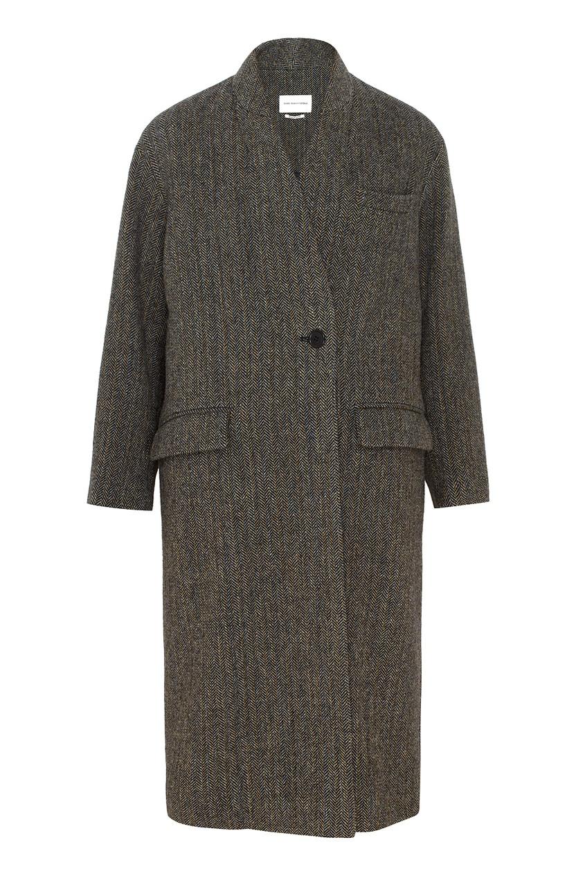 Шерстяное пальто Henley от AIZEL