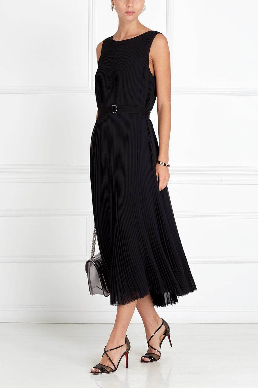 Designers Remix Однотонное платье Para Dress