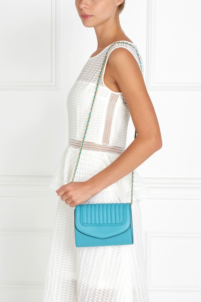 Кожаная сумка Jeanne PM