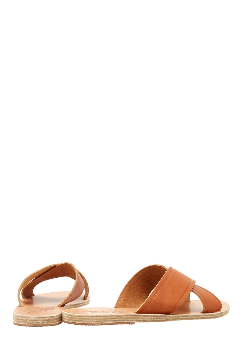 Кожаные сандалии Thais