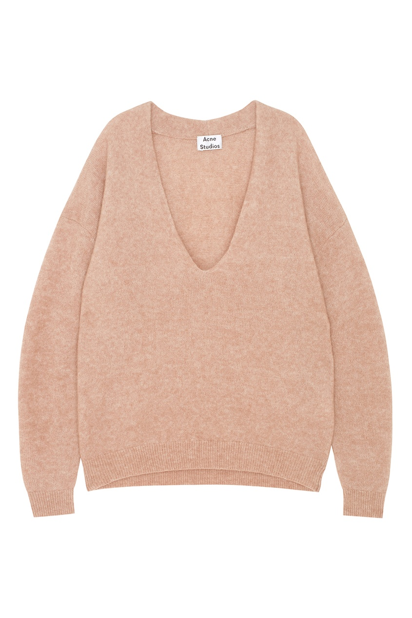 Шерстяной пуловер Dakara Mohair