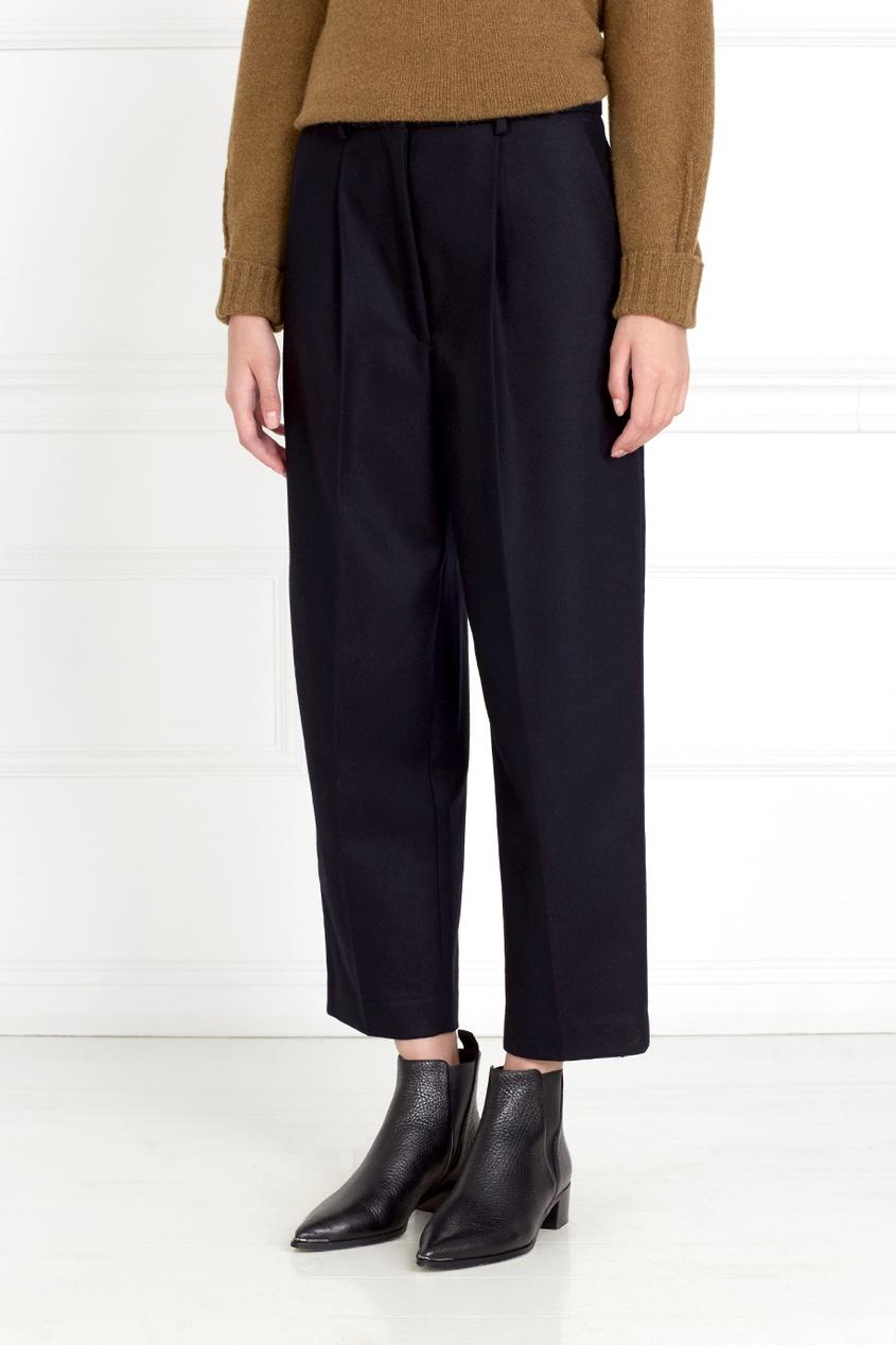 Шерстяные брюки Milli Wool от AIZEL