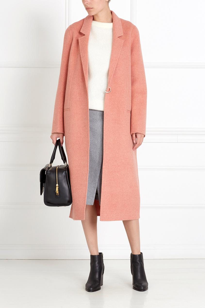 Шерстяное пальто Foin Double