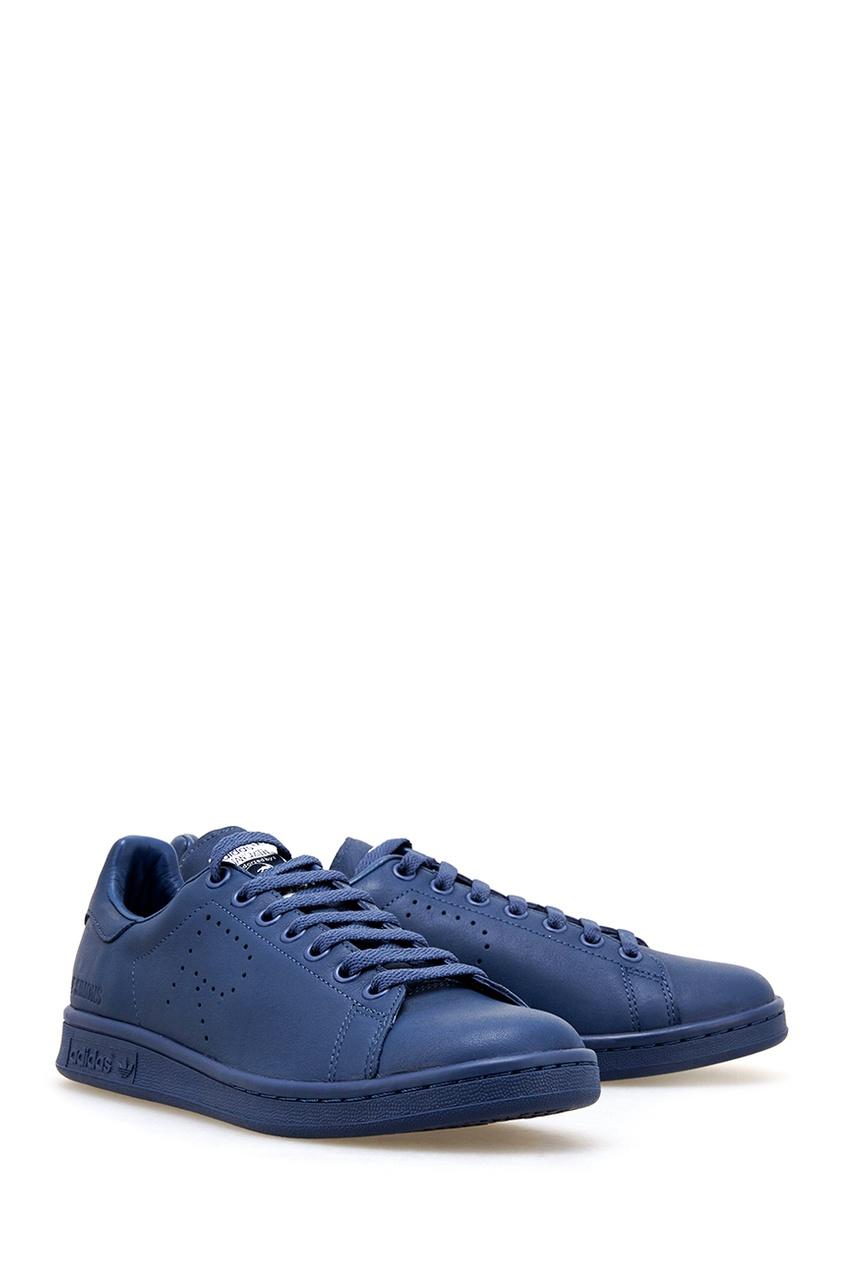Adidas X Raf Simons Кожаные кеды Raf Simons Stan Smith кроссовки adidas raf simons bounce b24079