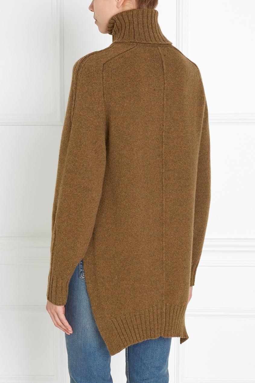 Шерстяной пуловер Fergus
