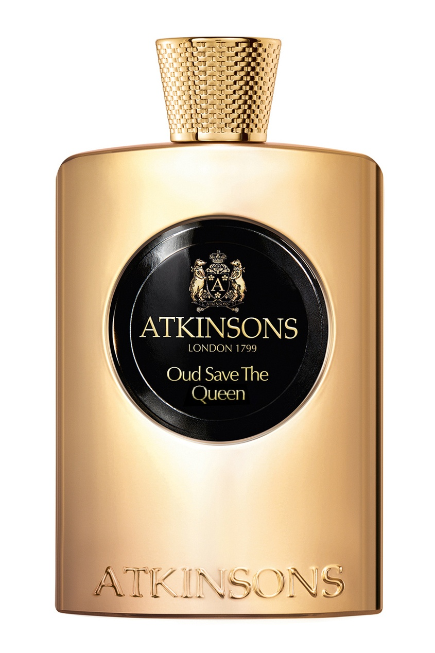 Atkinsons Парфюмерная вода Oud Save The Queen 100ml save the queen ohdd повседневные брюки