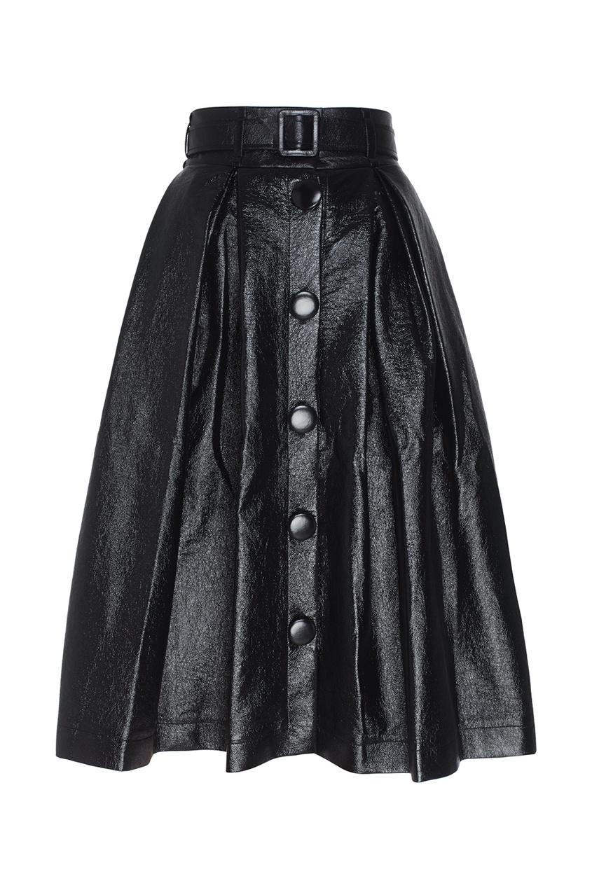 Хлопковая юбка Real Punk