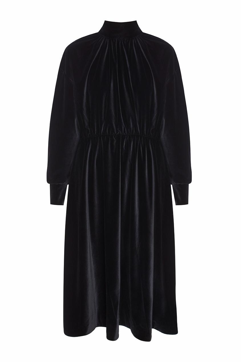 Бархатное платье Velvet Victoria