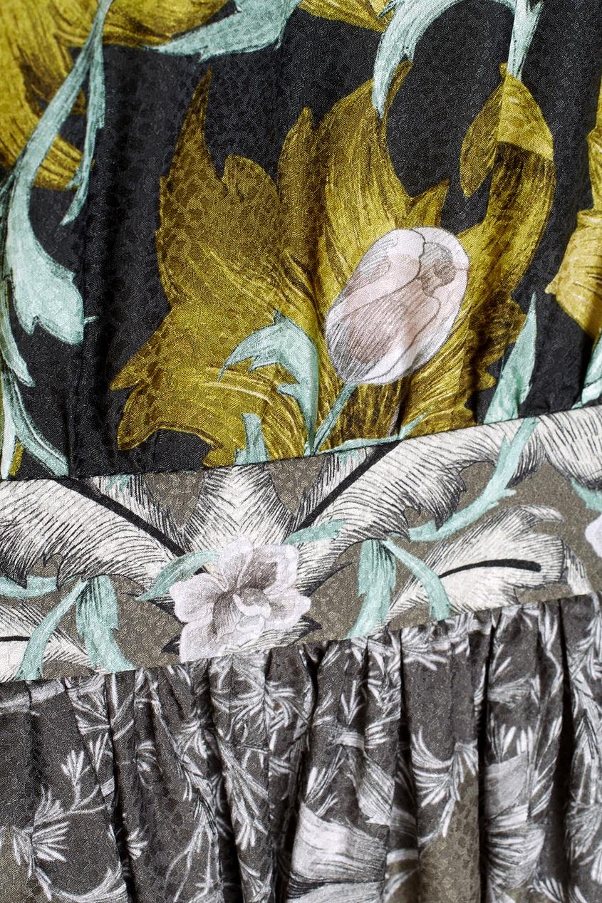 Фото 3 - Платье с принтом от Alena Akhmadullina цвет multicolor