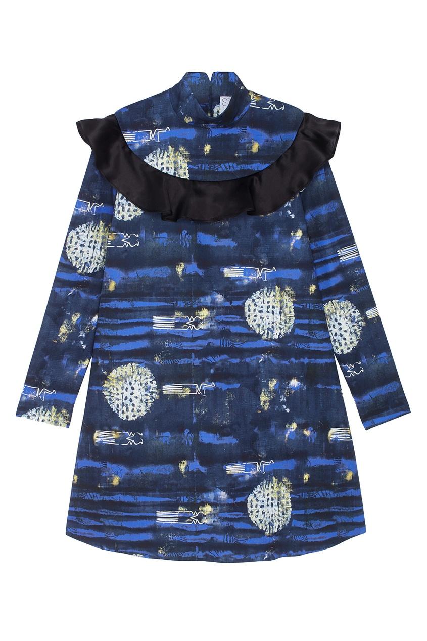 Хлопковое платье Tendere
