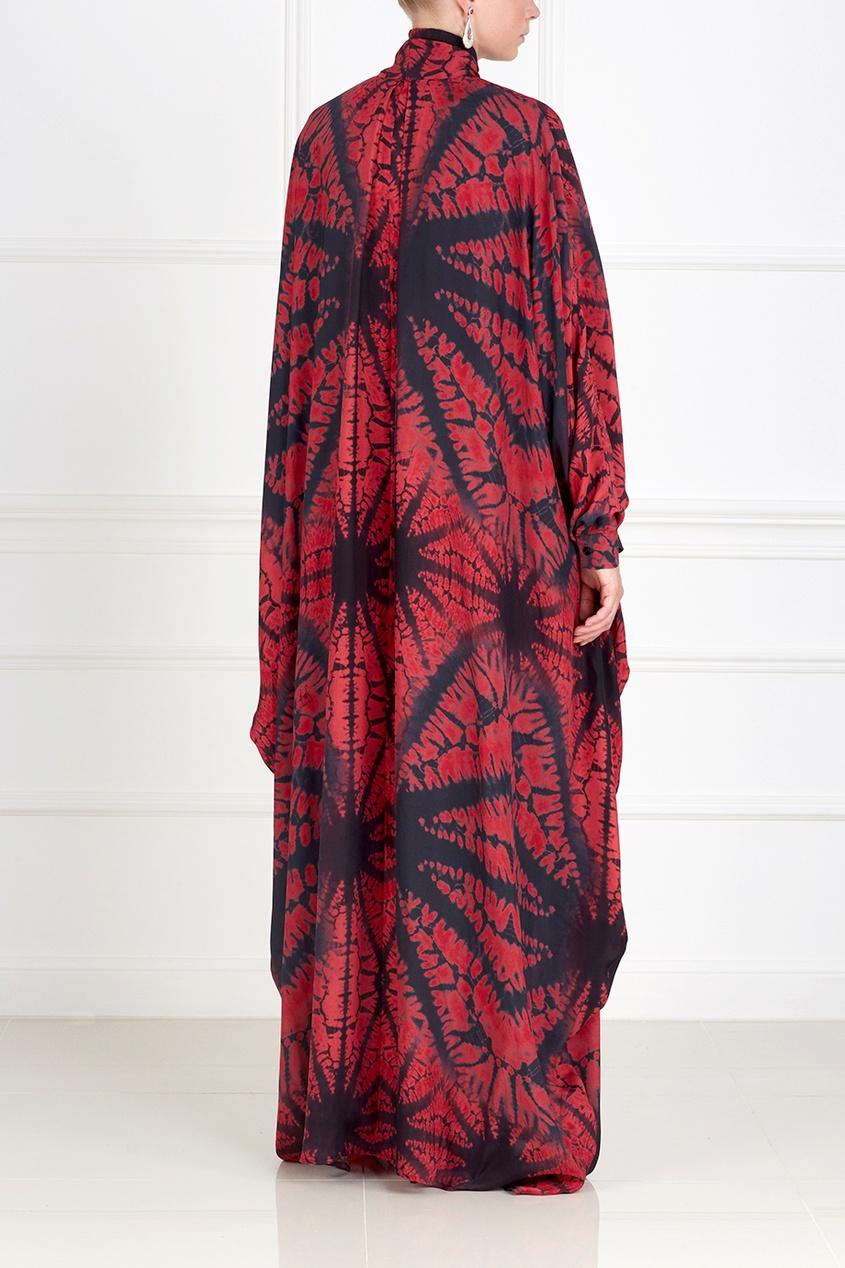 Шелковое платье Trovare