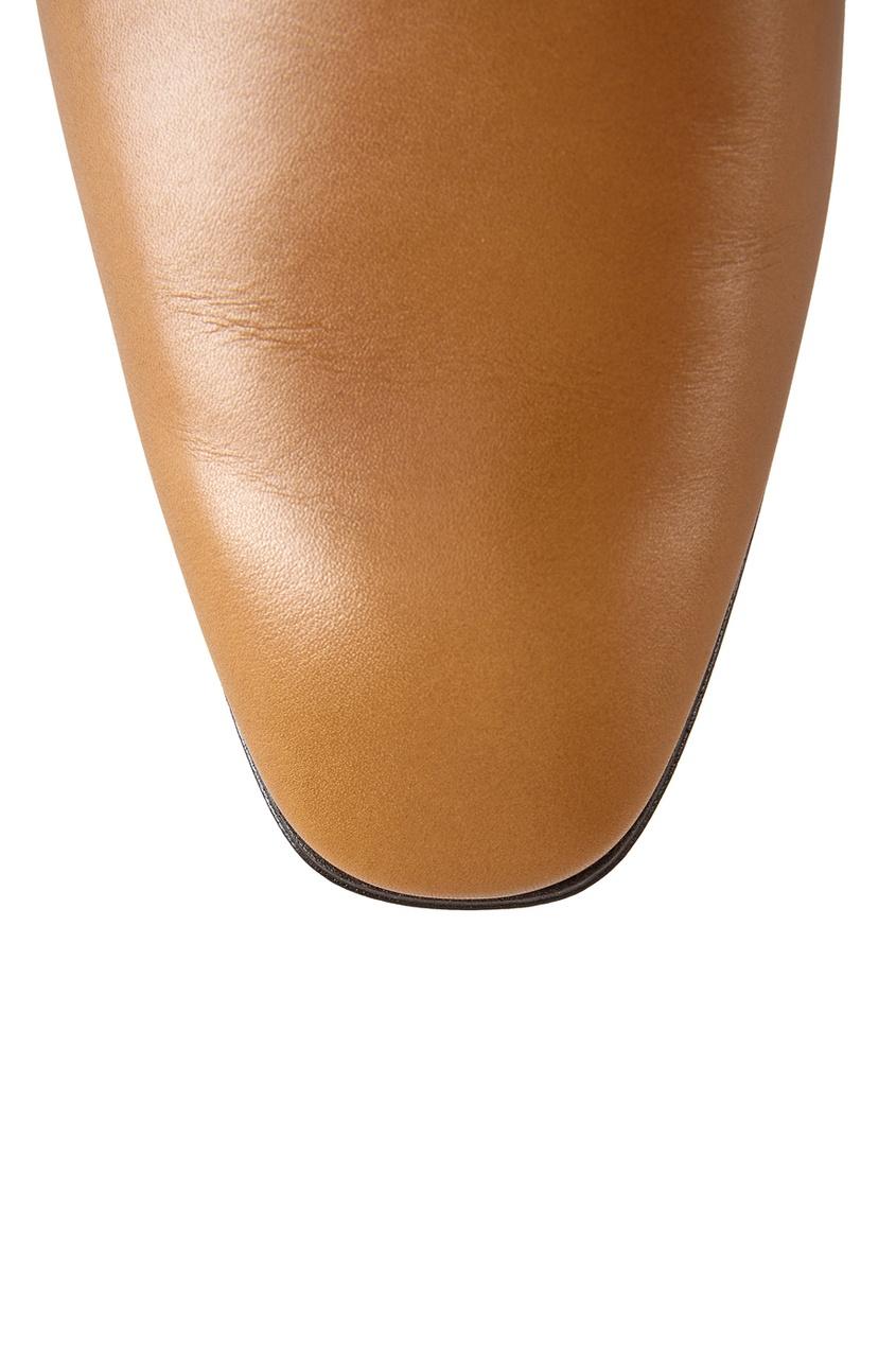 Christian Louboutin Кожаные лоферы Dandelion Flat набор сверл bosch x line 100 100 предметов 2607019330