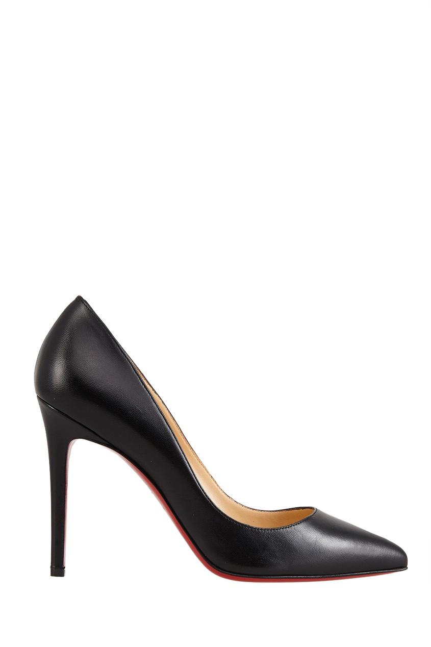 Кожаные туфли Pigalle 100