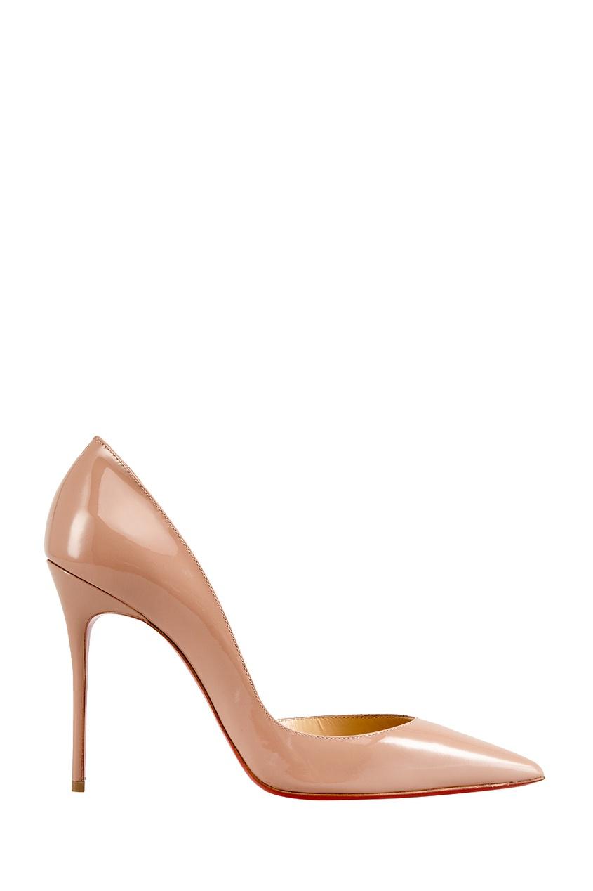 Туфли из лакированной кожи Iriza 100