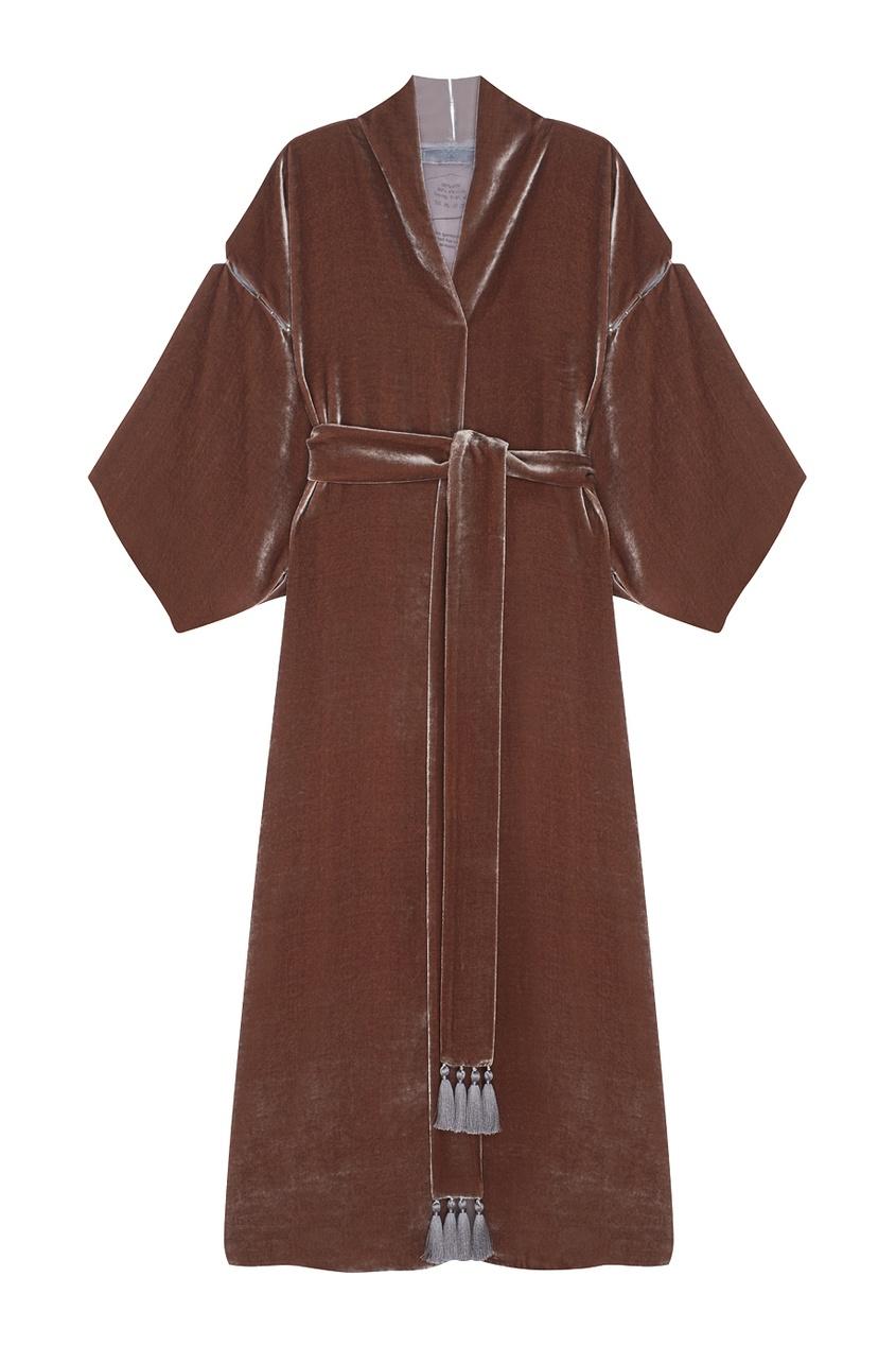 Бархатное кимоно