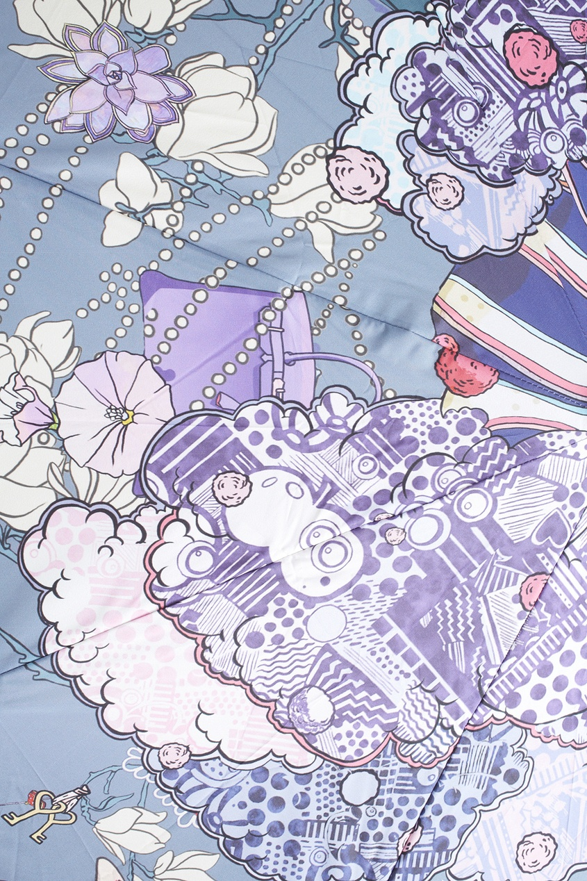 Фото 3 - Зонт от Radical Chic цвет multicolor