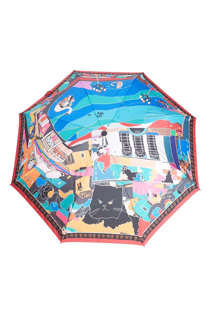 Фото 2 - Зонт от Radical Chic цвет multicolor