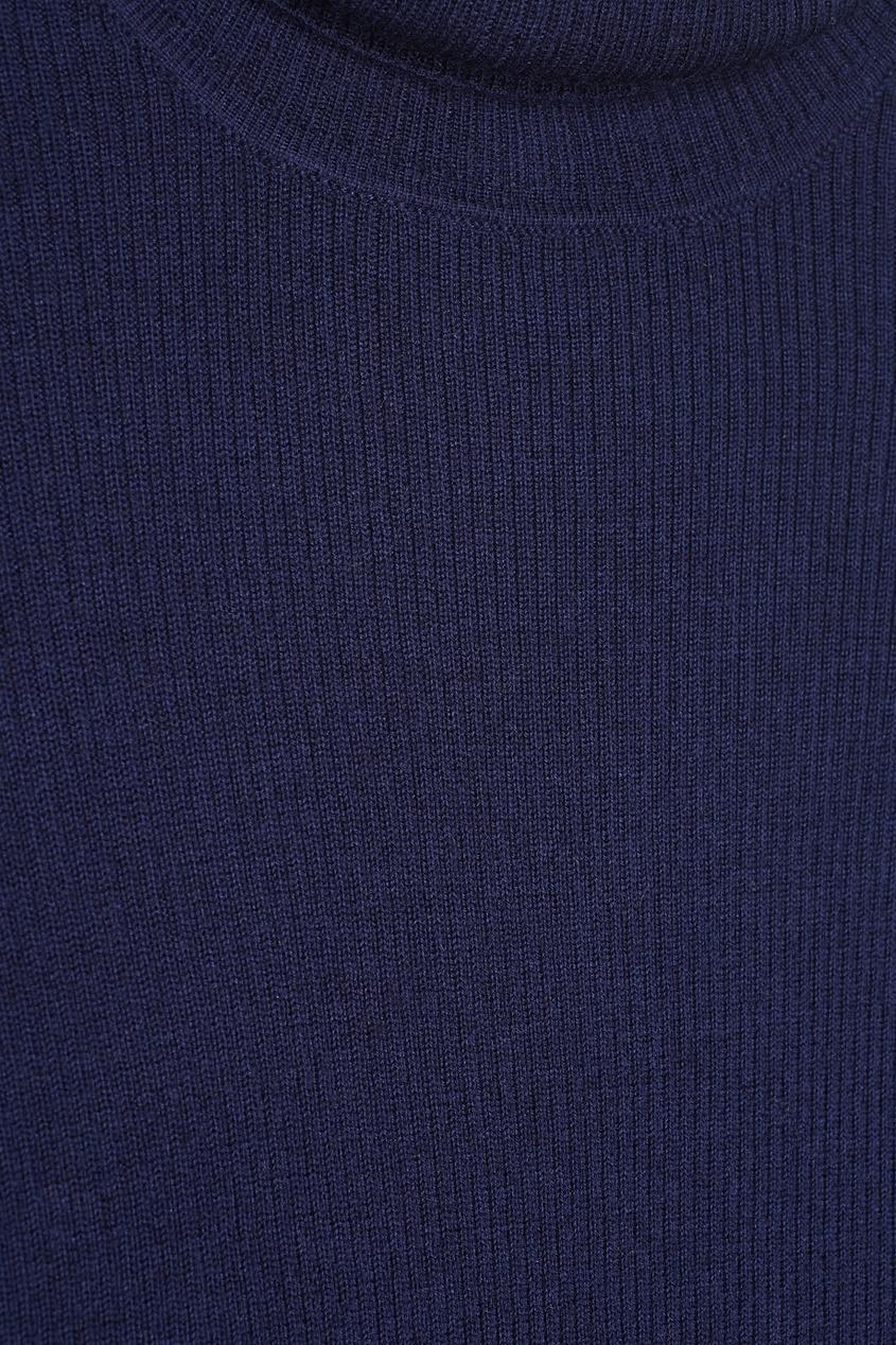 Diane von Furstenberg Водолазка из шерсти и шелка Sutton