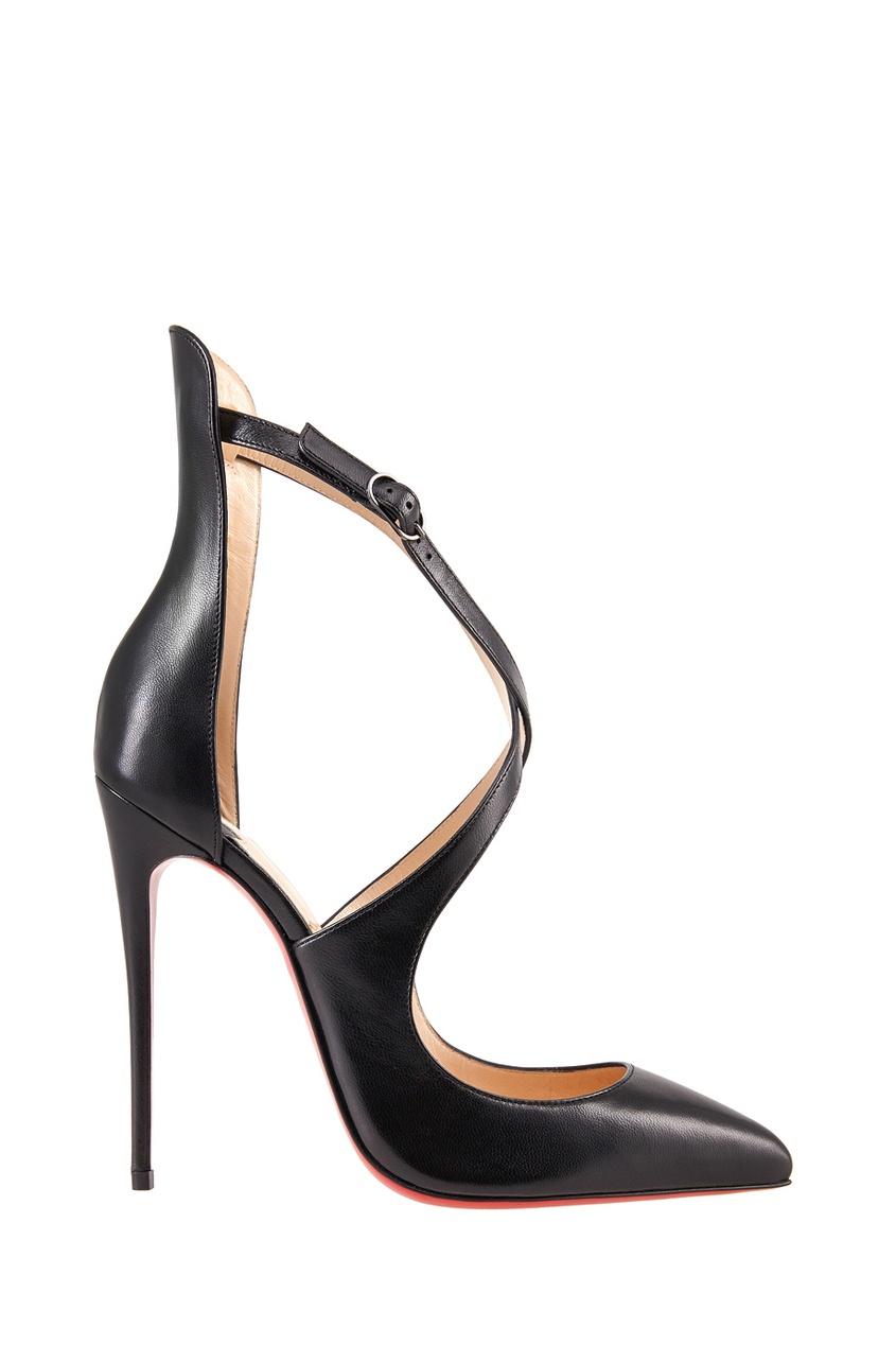Кожаные туфли Marlenarock 120