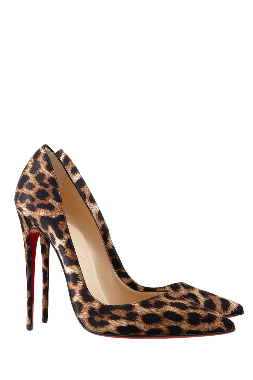 Шелковые туфли So Kate 120