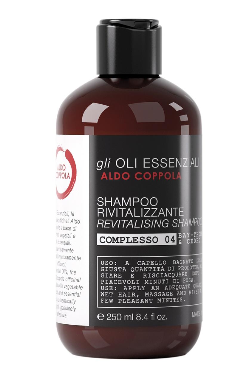 Aldo Coppola Восстанавливающий шампунь Revitalising Shampoo, 250ml бальзам тигр красный в магазине в москве