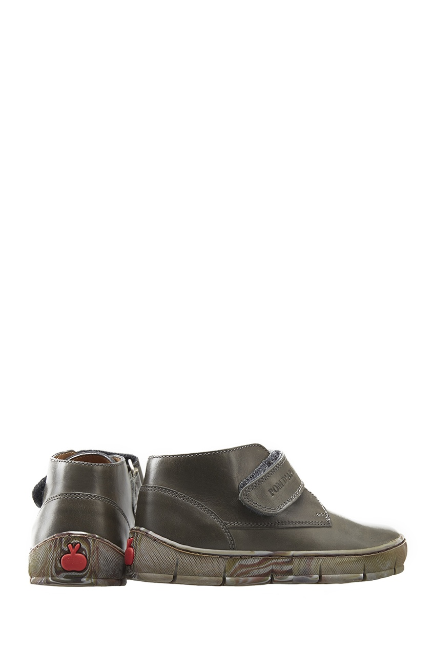 Кожаные ботинки Start Desert