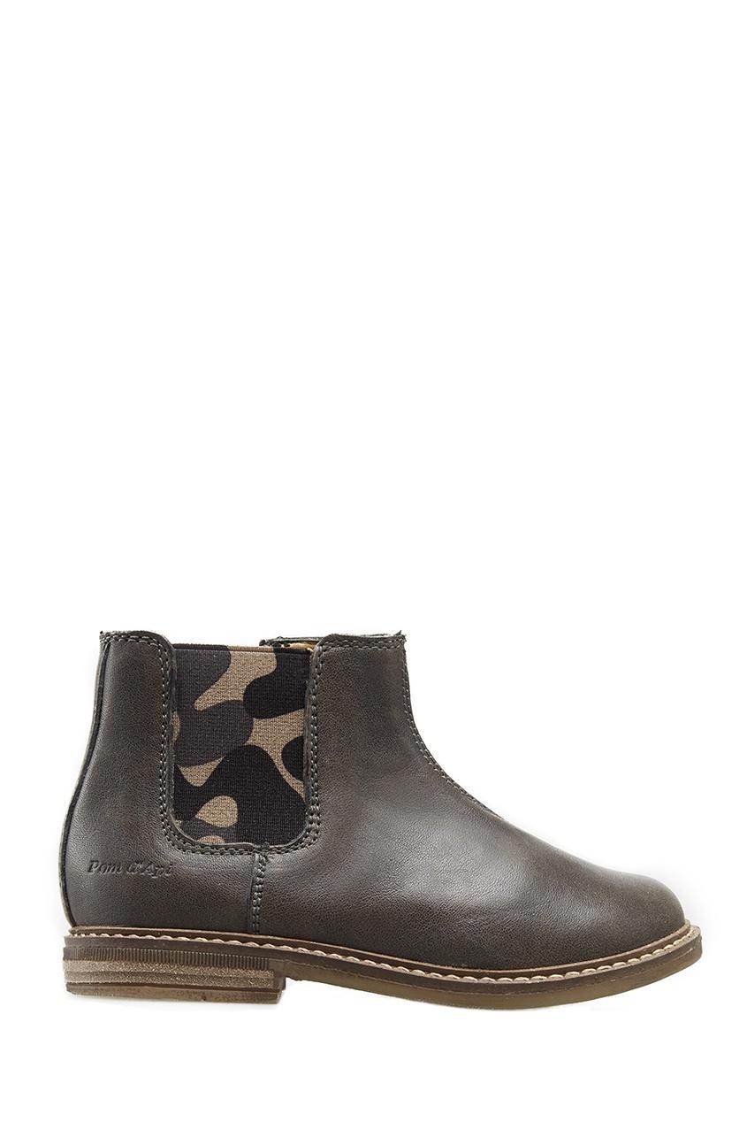 Кожаные ботинки Retro Jodzip