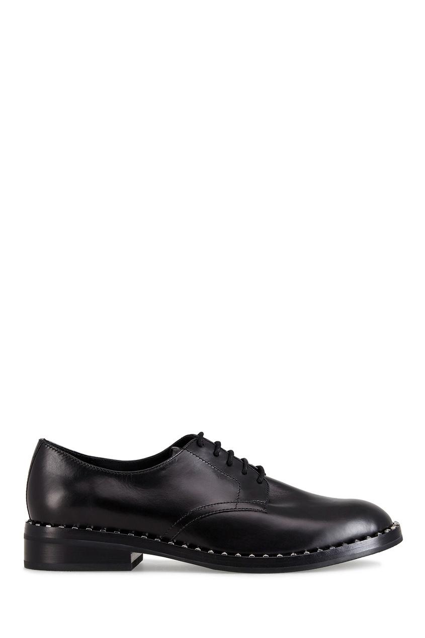 Кожаные ботинки Wonder