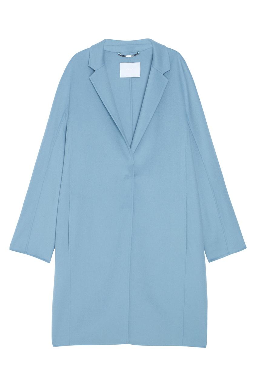 Пальто из шерсти и кашемира Coatina
