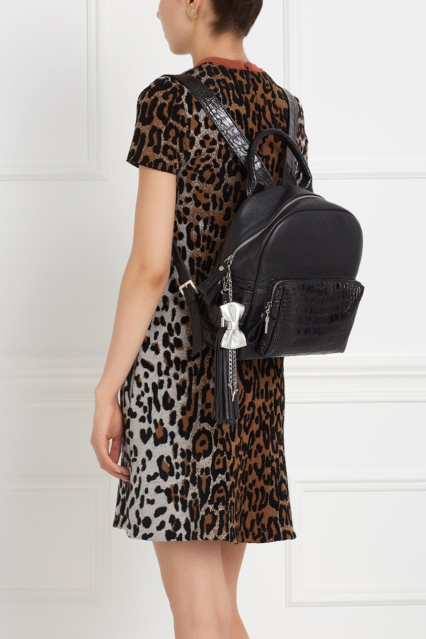 Кожаный рюкзак Black Jacky