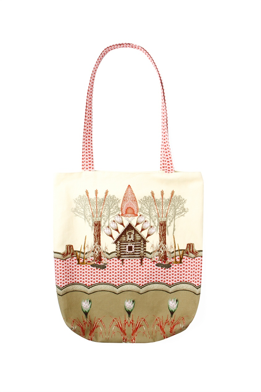 Хлопковая сумка