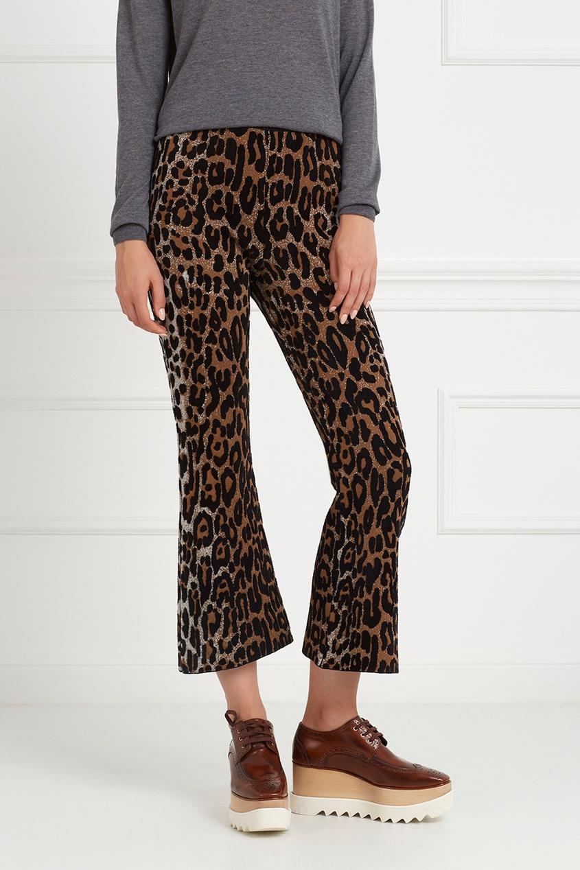 Stella McCartney Расклешенные брюки