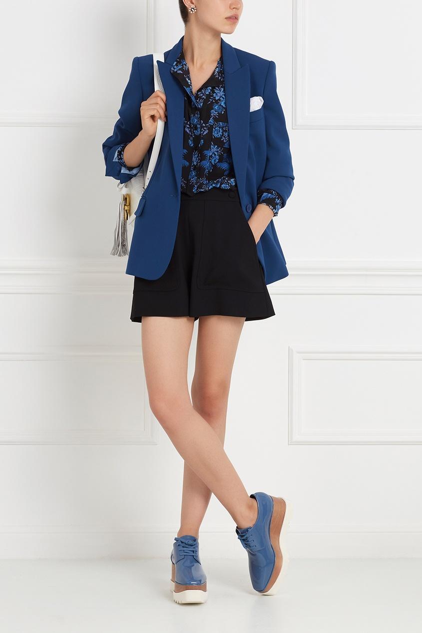 Stella McCartney Шерстяные шорты