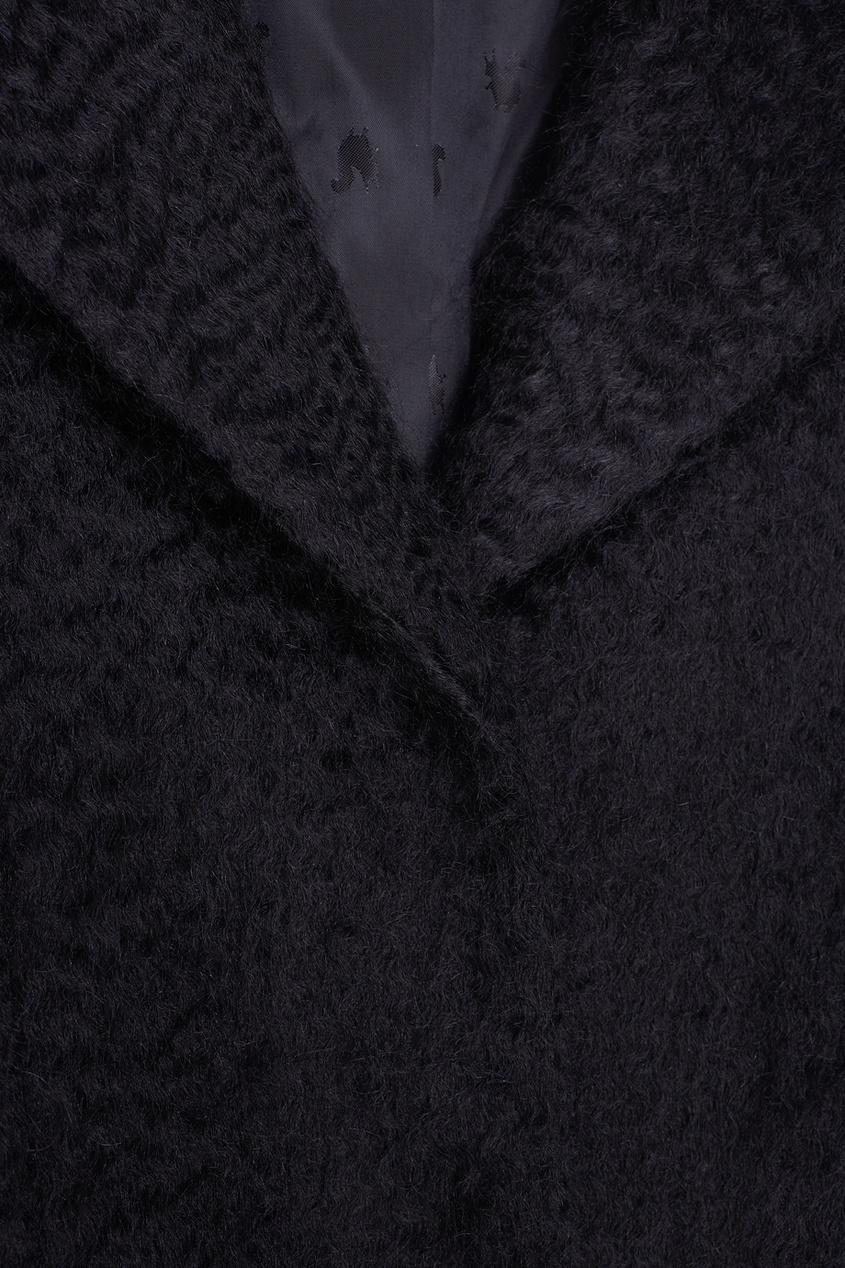 Victoria Andreyanova Однотонное пальто