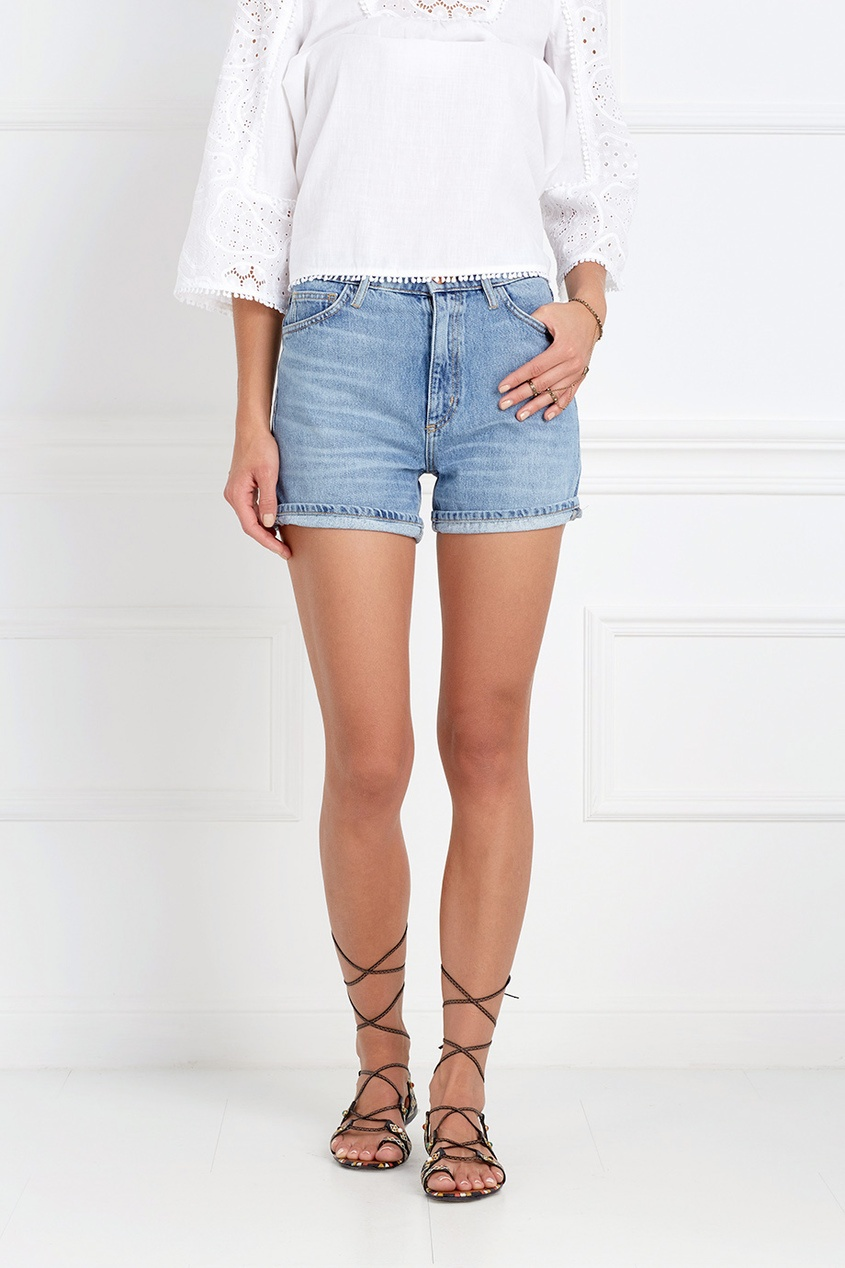 MiH jeans Джинсовые шорты Jeanne