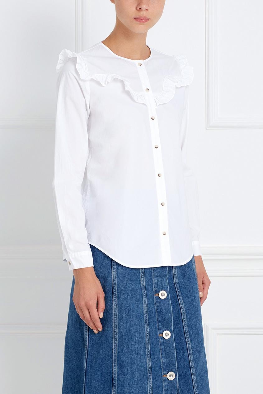 Хлопковая блузка Niki