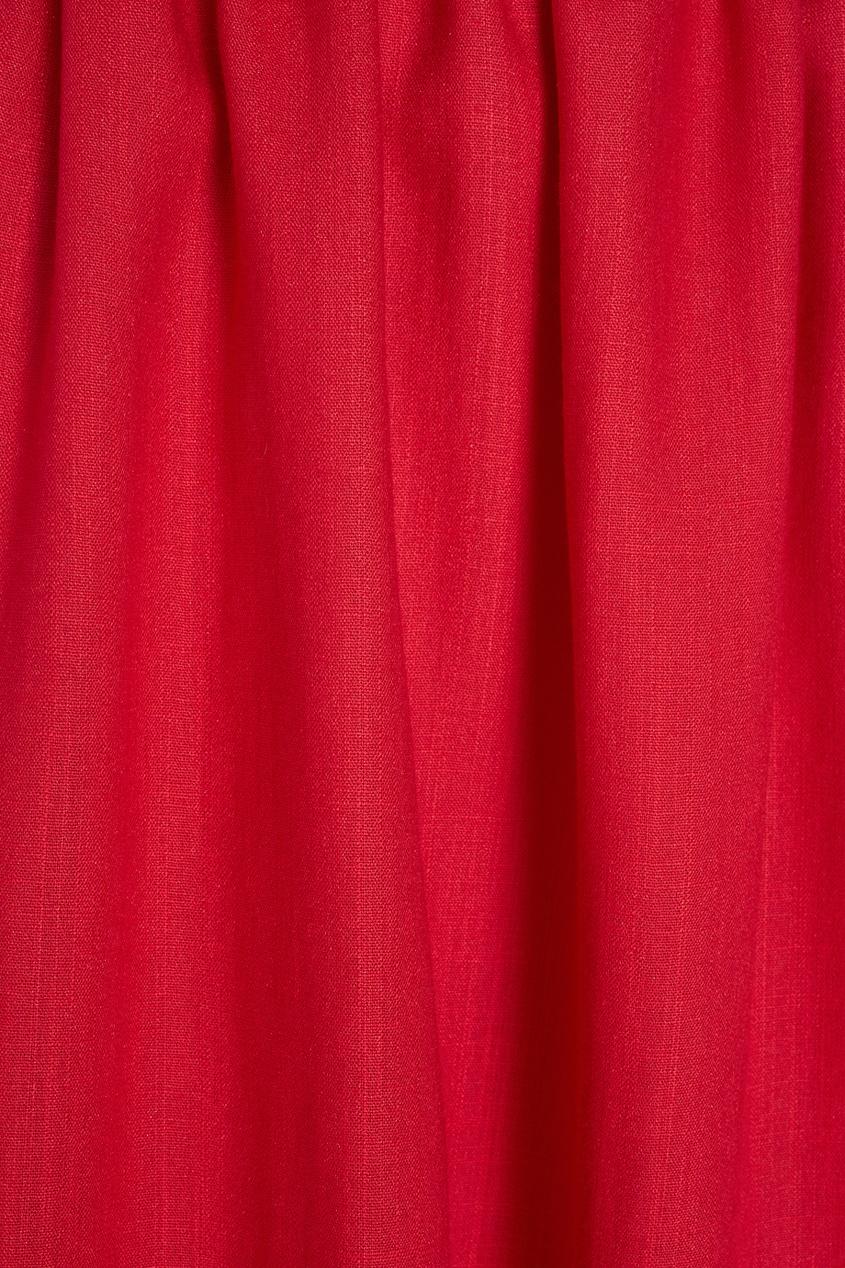 Arapkhanovi Хлопковая юбка arapkhanovi жакет из шерсти и шелка