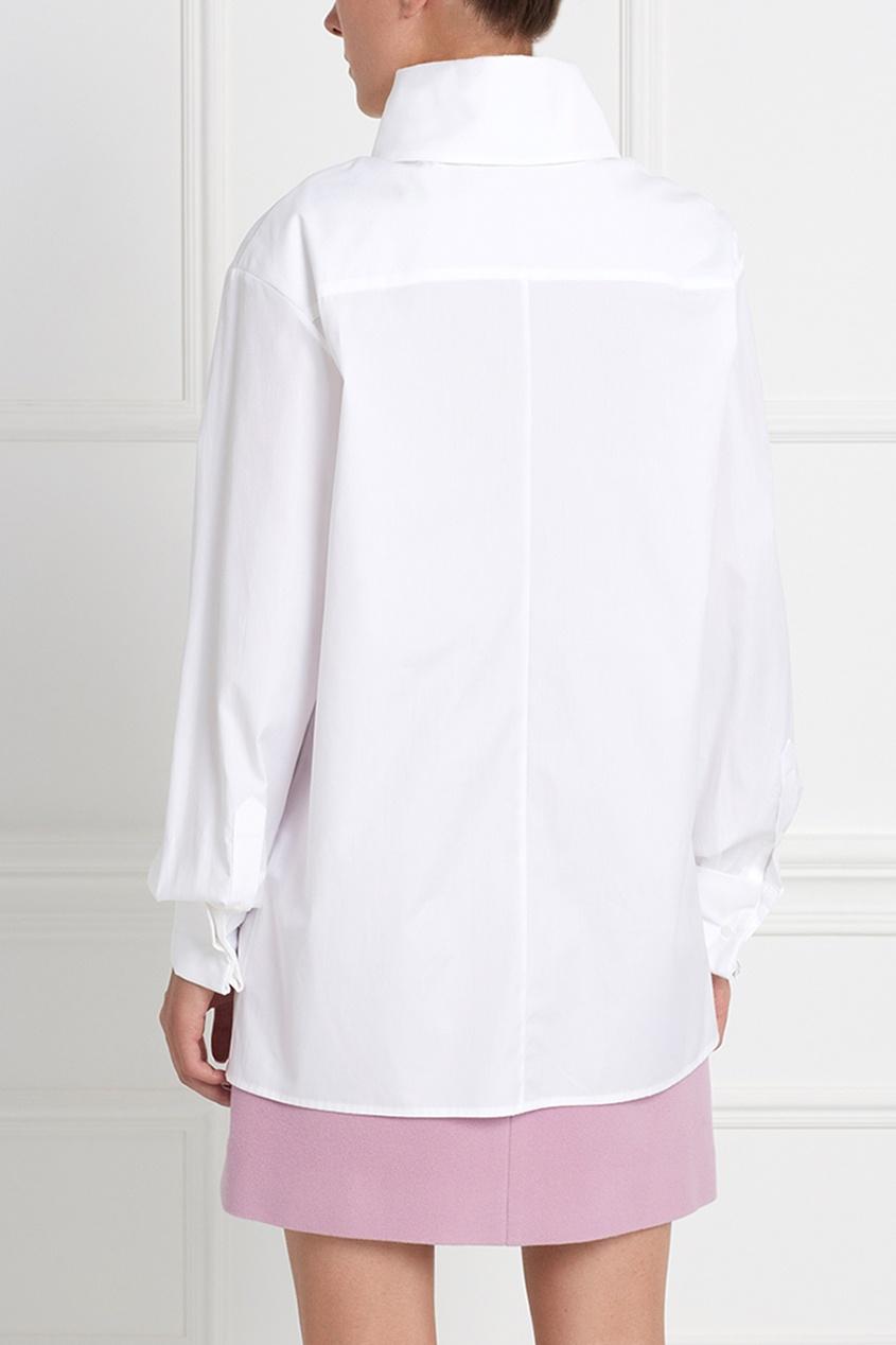 Хлопковая рубашка Como