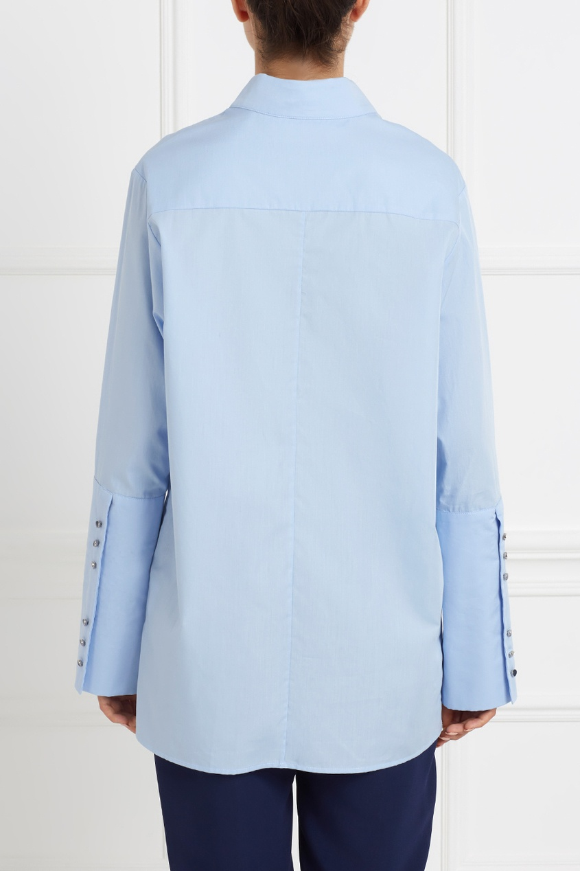 Хлопковая рубашка Rome