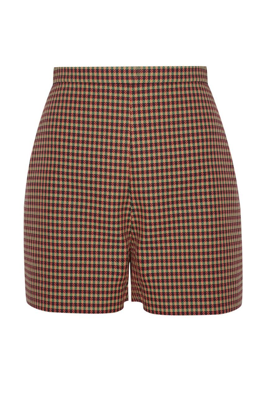 Delpozo Шерстяные шорты