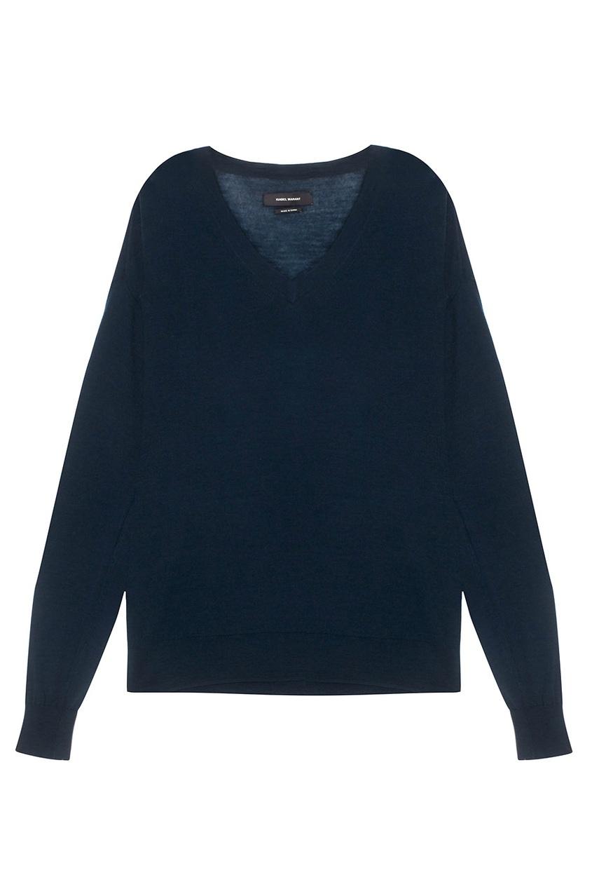 Шерстяной пуловер Alford