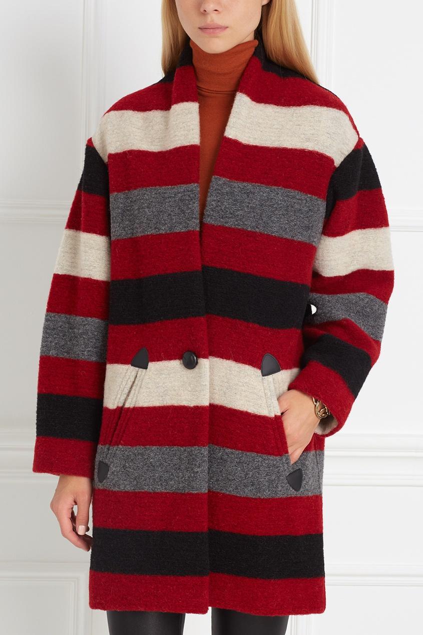 Шерстяное пальто Gabrie