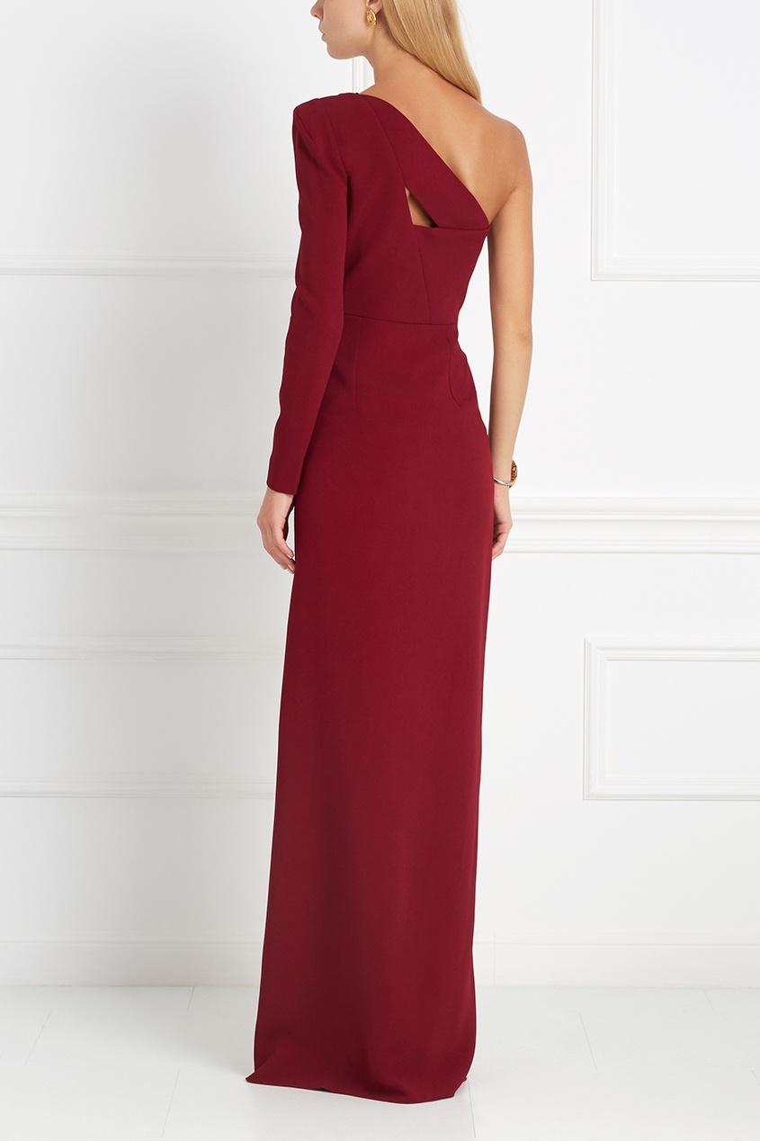 Асимметричное платье Galaham